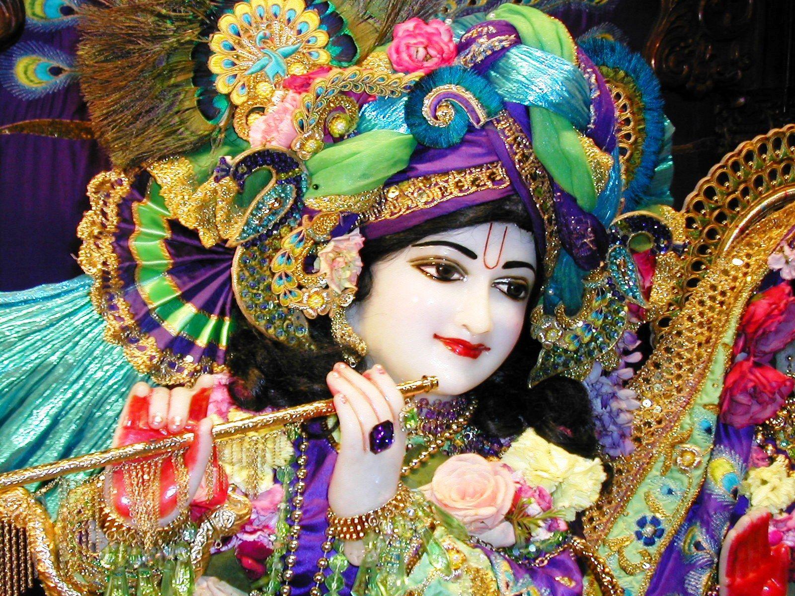 God Wallpaper Hd Group With 52 Items   Data-src /full/671589 - Krishna Bhagwan - HD Wallpaper