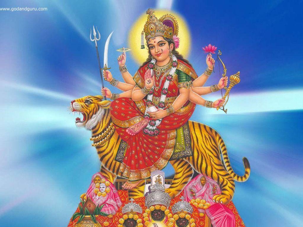 Hindu Gods And Goddesses - Hd God - HD Wallpaper