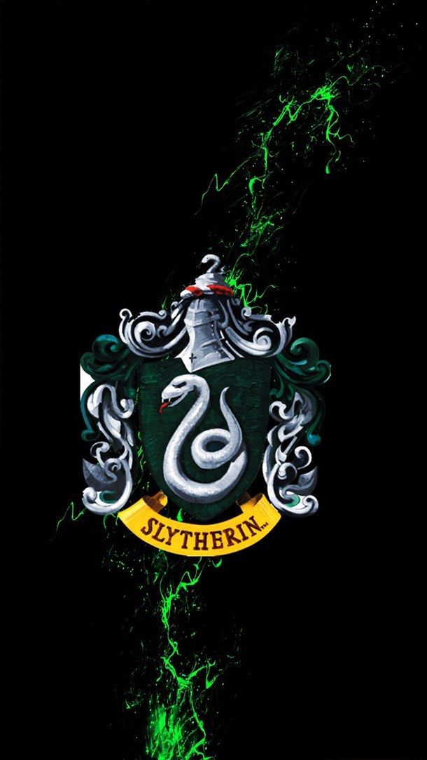 Harry Potter Slytherin Puzzle - HD Wallpaper