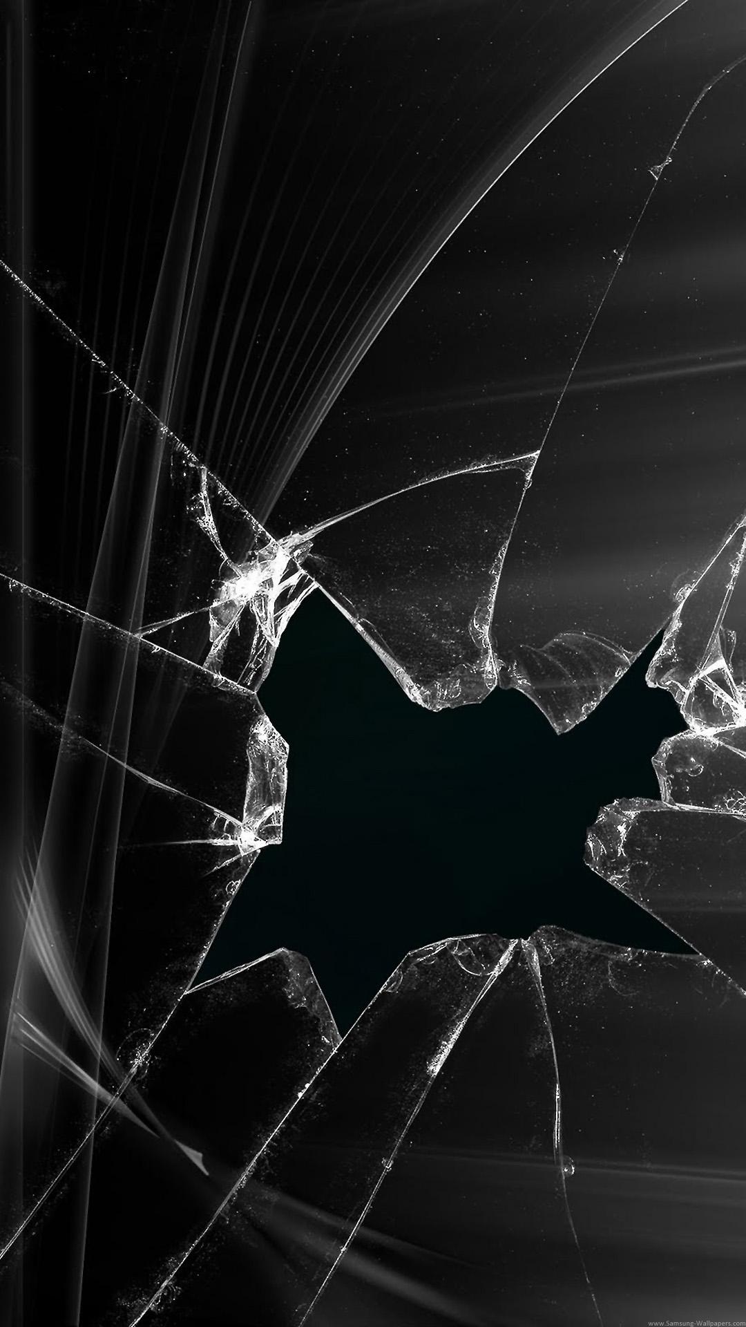 Broken, Screen, Wallpaper, Apple - Lock Screen Iphone Wallpaper Hd - HD Wallpaper