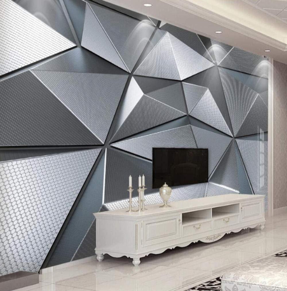 Hnfszbb Wallpaper Wall Murals 3d Abstract Geometric - Wall 3d Geometric Design - HD Wallpaper