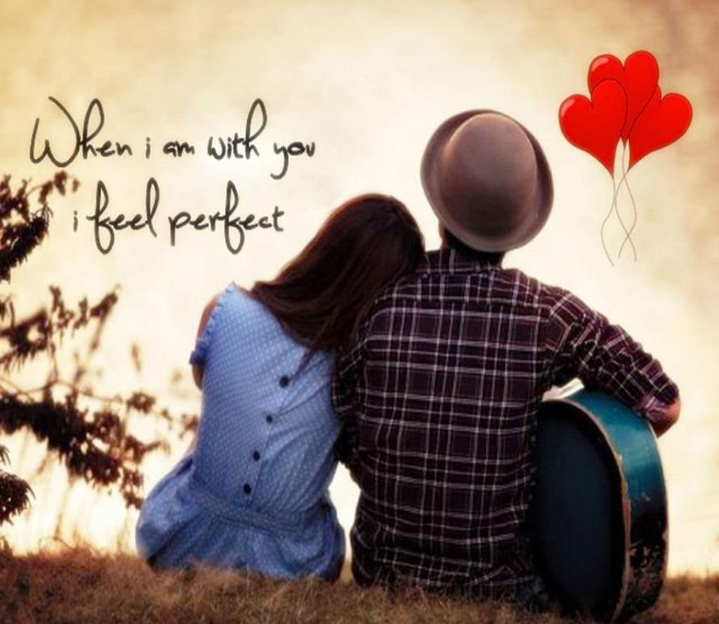 Sweet Couple Wallpapers With Quotes Love Couples Romantic - Most Beautiful Romantic Couples - HD Wallpaper