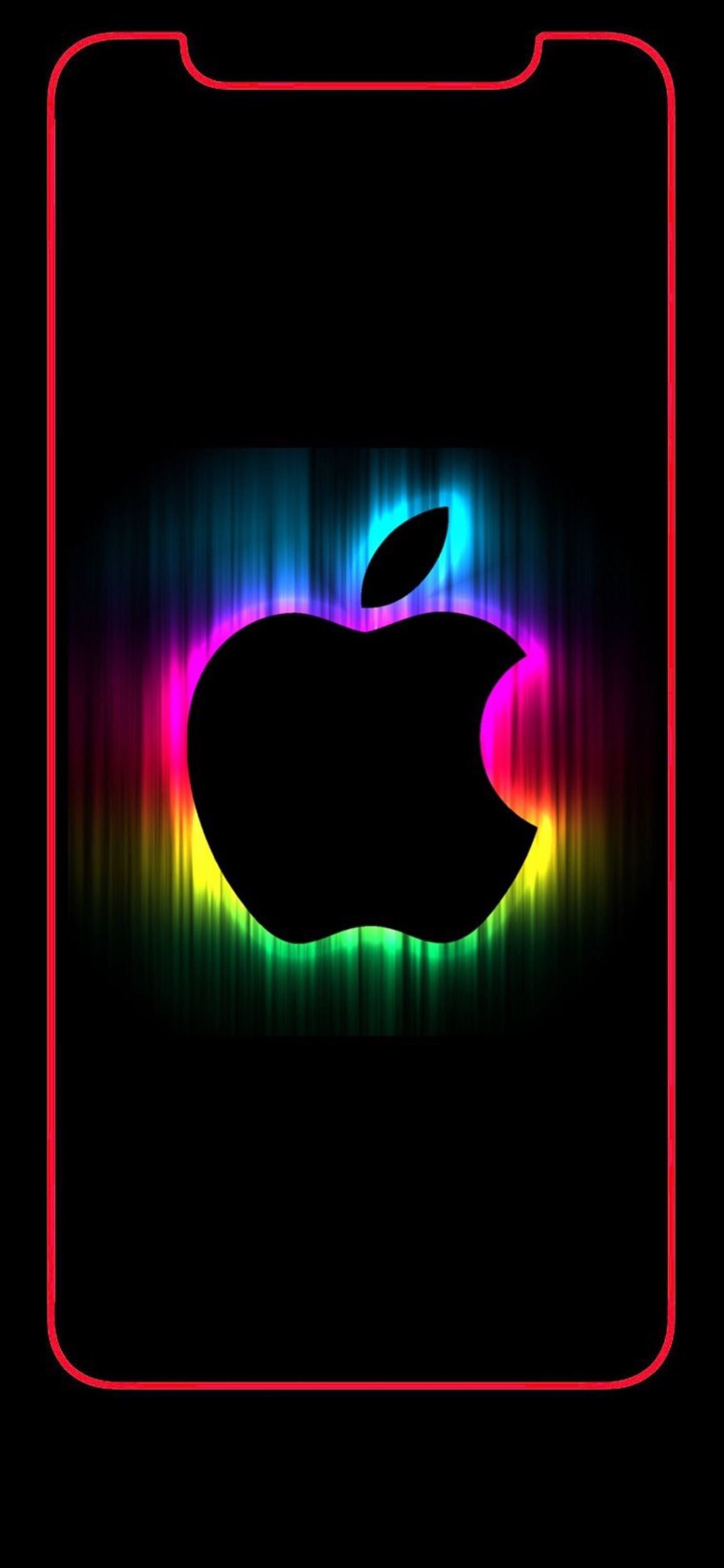 Cool Apple Logo 1419x3072 Wallpaper Teahub Io