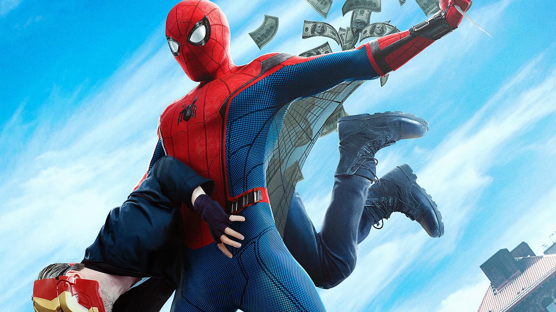 Spiderman Homecoming Hd - Spiderman Homecoming Amazing Fantasy 15 - HD Wallpaper