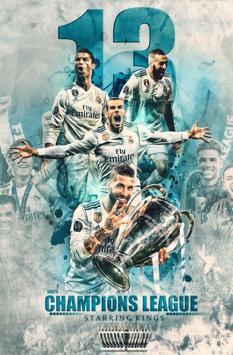 Real Madrid 13 Ucl 787x1200 Wallpaper Teahub Io