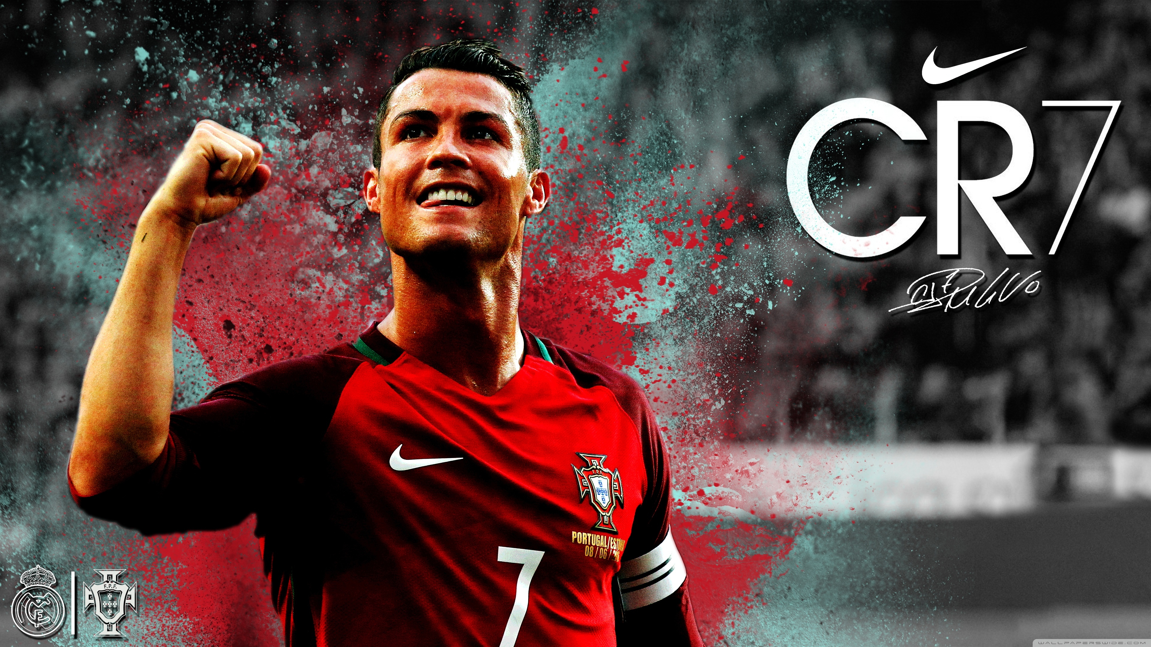 Get Cr7 Hd Wallpapers 4K
