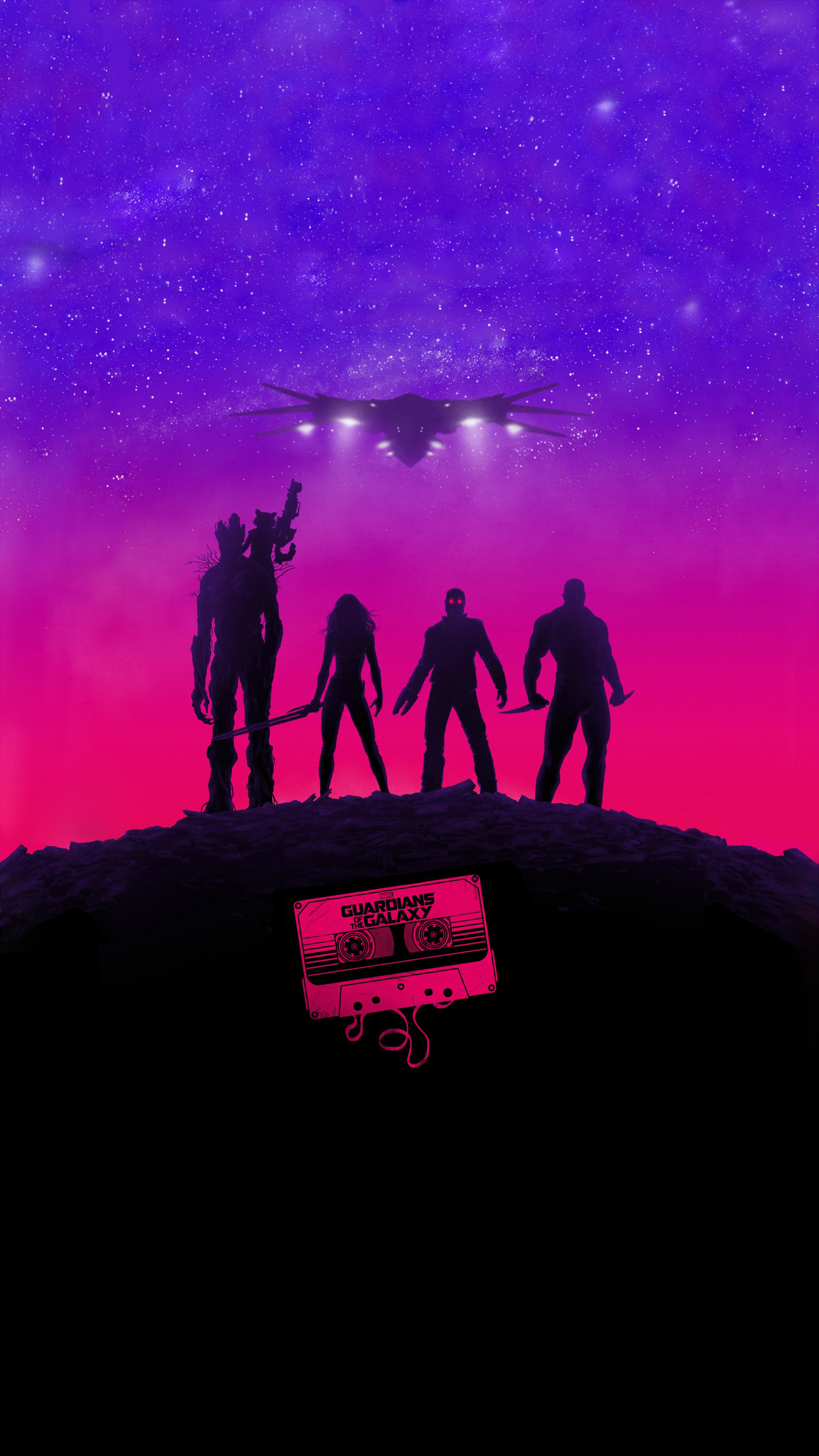 50 Phone Wallpapers   Data-src - Guardians Of The Galaxy 2 Android - HD Wallpaper
