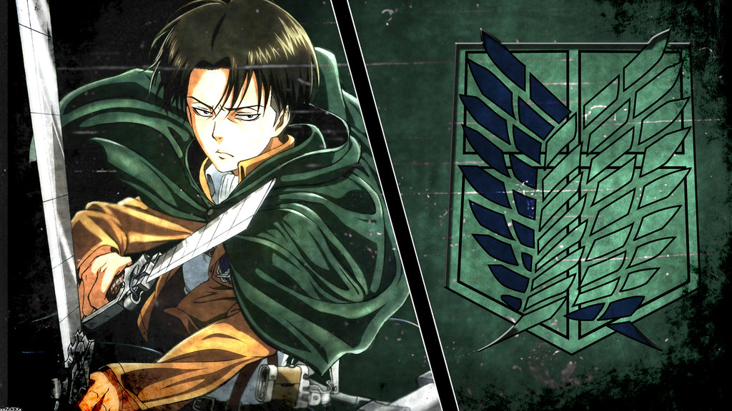 Levi Attack On Titan Wallpaper Levi Wallpaper Attack On Titan 1024x576 Wallpaper Teahub Io