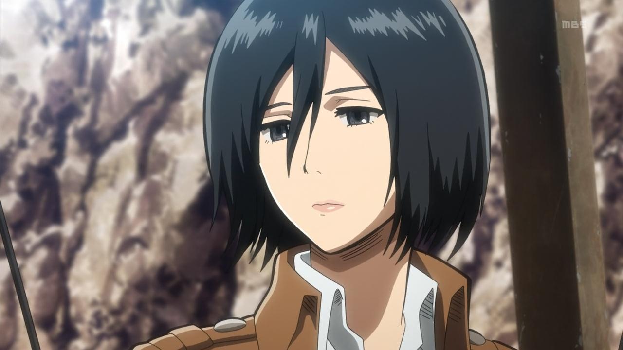 Mikasa Wallpaper Anime Mikasa Ackerman 1280x720 Wallpaper Teahub Io