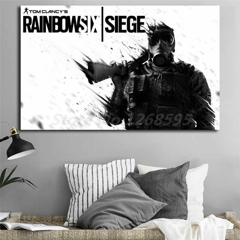 Tom Clancy S Rainbow Six Siege Smoke Ace Hd Wallpaper - Rainbow Six Siege Wall Poster - HD Wallpaper