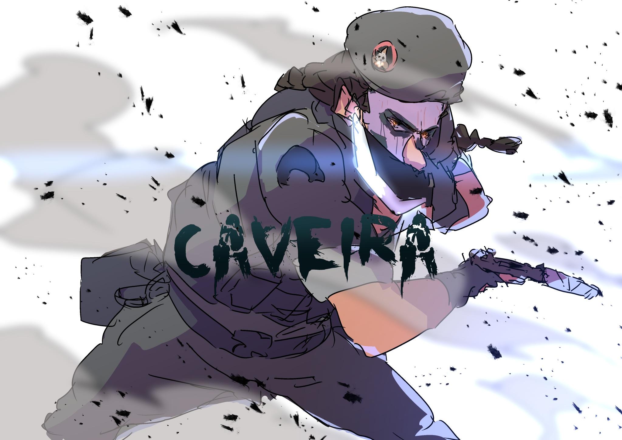 Tom Clancy's Rainbow Six Siege Anime - HD Wallpaper