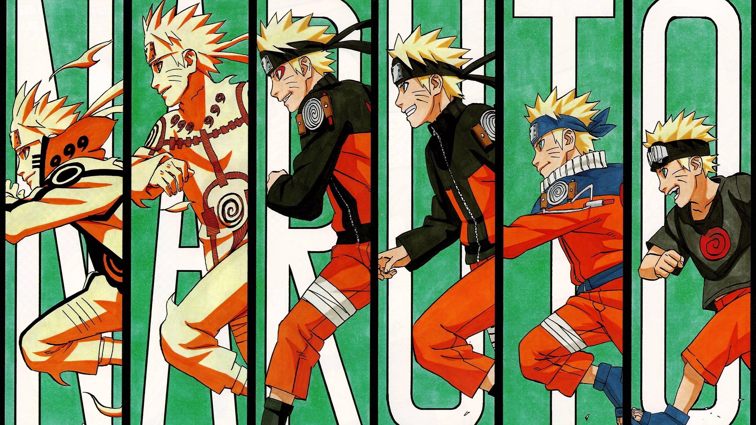 Naruto Wallpaper 1080p 2560x1440 Wallpaper Teahub Io