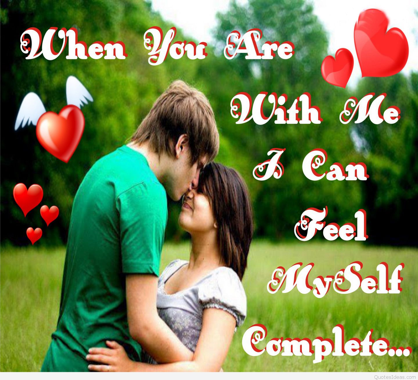 Romantic Couple With Love Quotes Best Hd Wallpapers - Beautiful Love Romantic Wallpaper Hd - HD Wallpaper