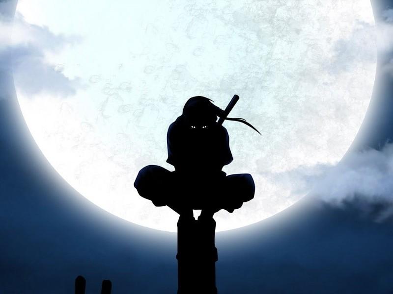Itachi Uchiha Naruto Wallpaper - Itachi Coup D Etat - HD Wallpaper