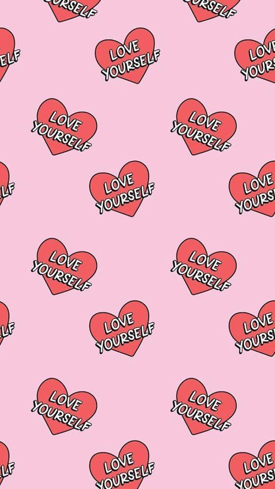 Self Love Wallpaper Iphone - HD Wallpaper