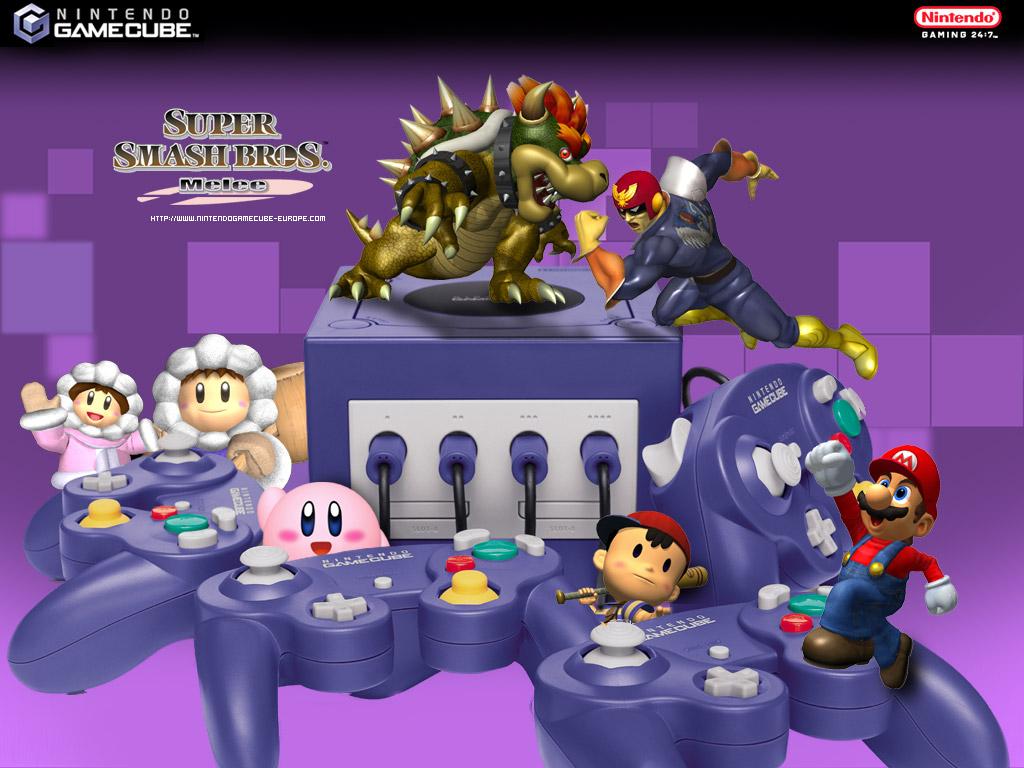 Wallpaper Super Smash Bros Melee Wallpaper Hd 1024x768 Wallpaper Teahub Io