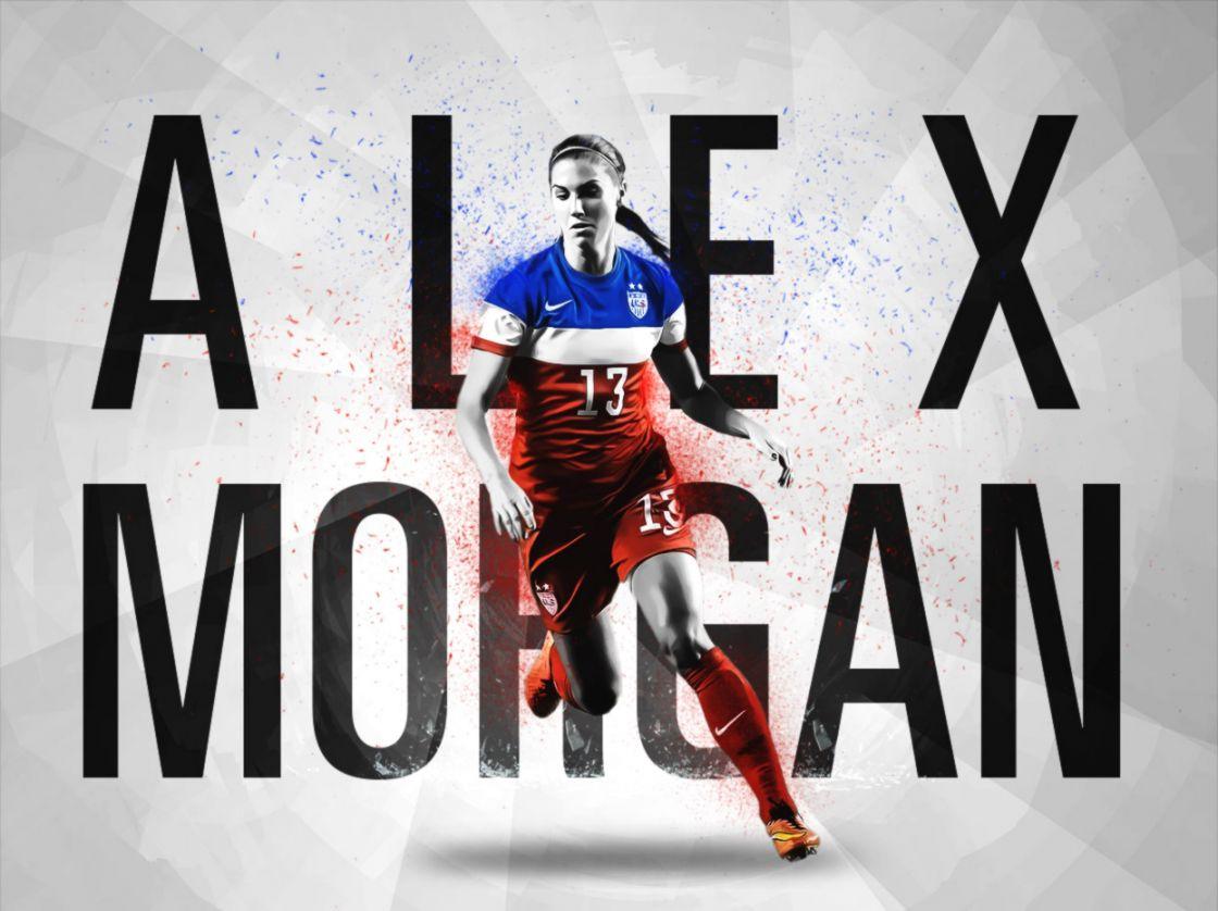 Alex Morgan Wallpaper