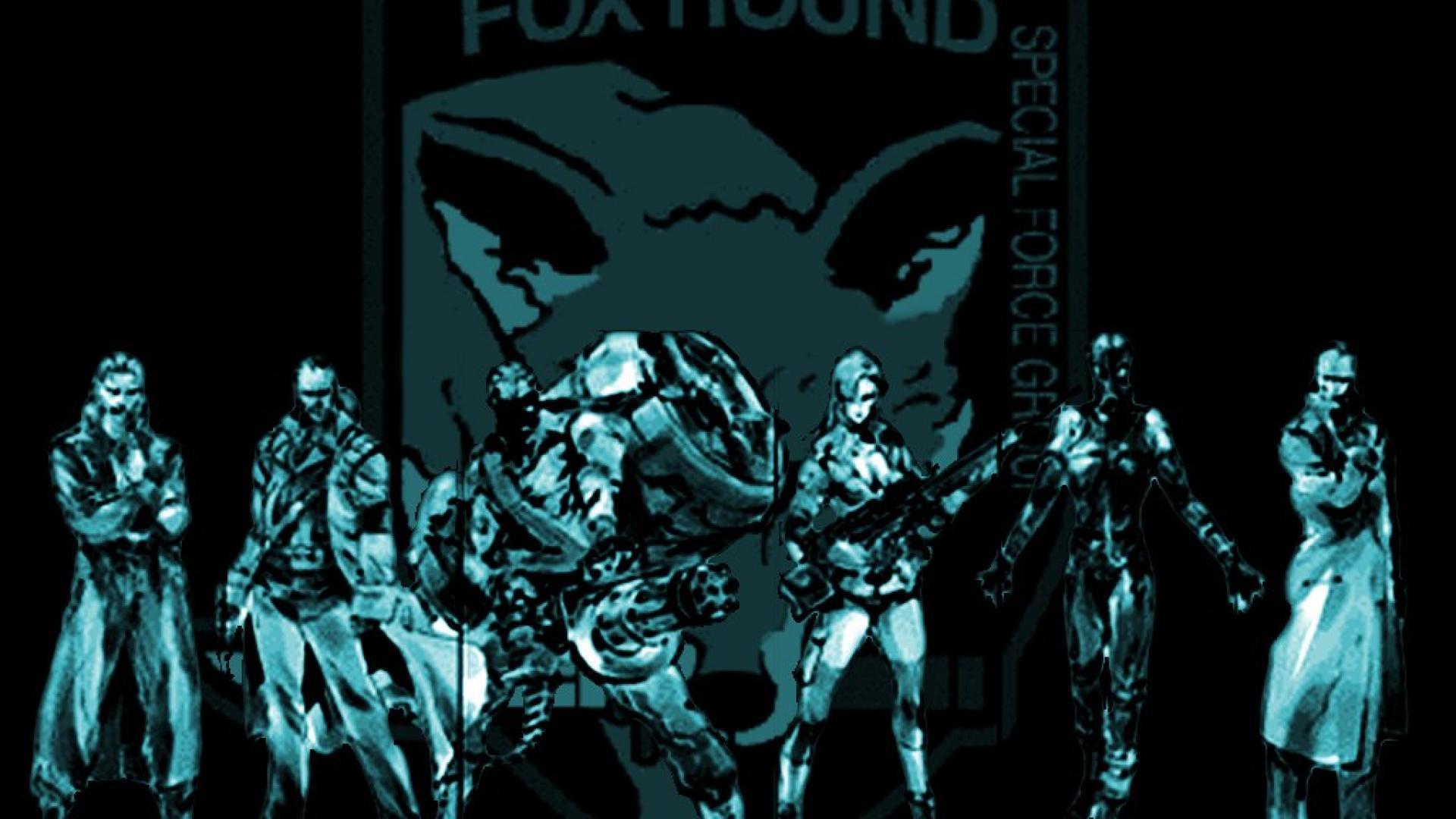 Metal Gear Wallpaper Hd - HD Wallpaper