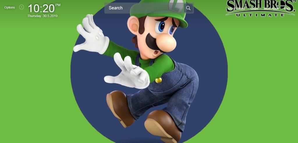 Super Smash Bros Ultimate Character - HD Wallpaper