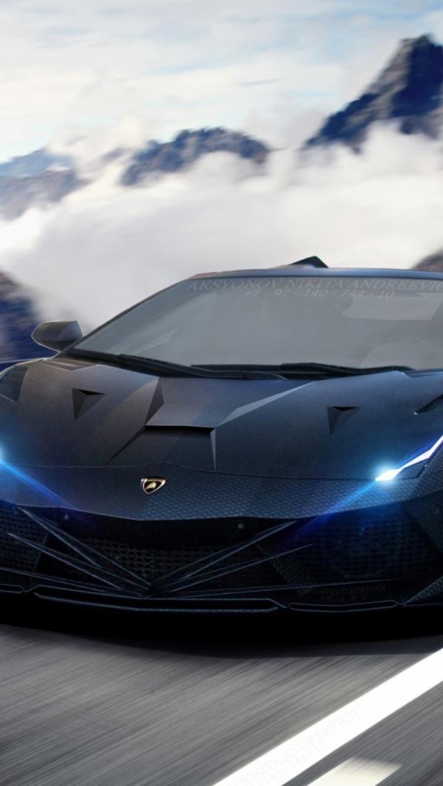 Lamborghini 4k Wallpaper For Mobile - HD Wallpaper
