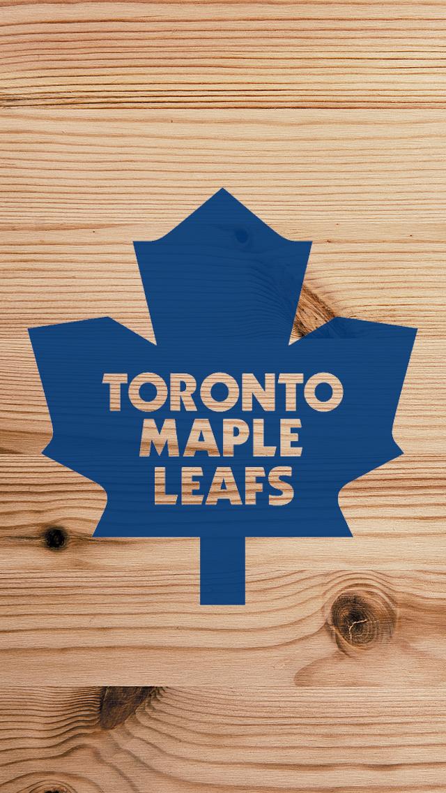 Toronto Maple Leafs Iphone 5 - HD Wallpaper