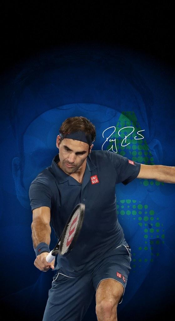 Roger Federer Wallpaper Iphone 559x1023 Wallpaper Teahub Io