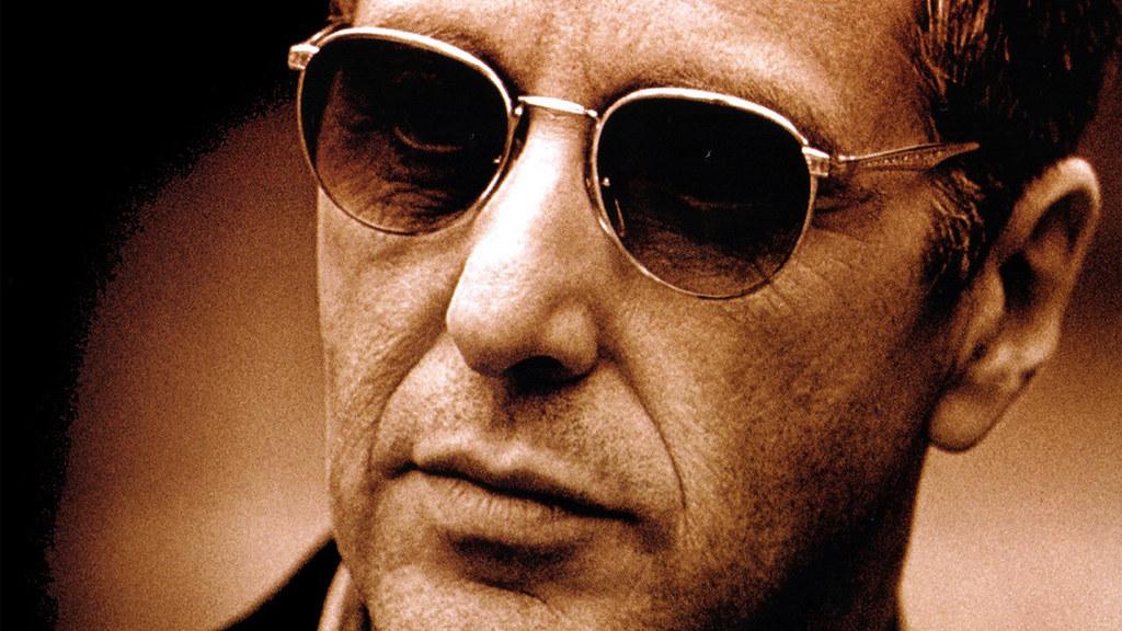 Sunglasses Al Pacino Godfather 3 - HD Wallpaper