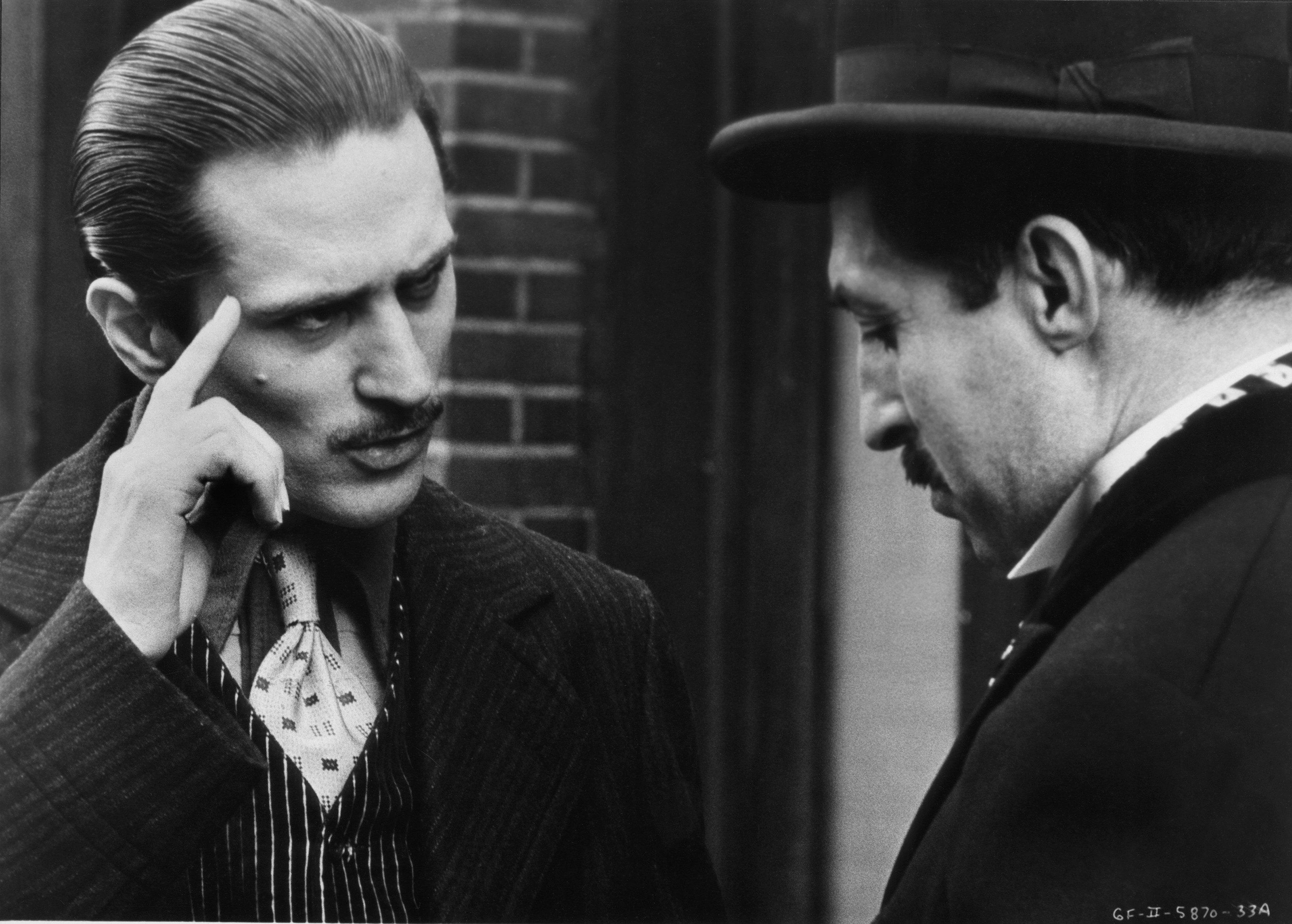 Godfather Robert De Niro - HD Wallpaper