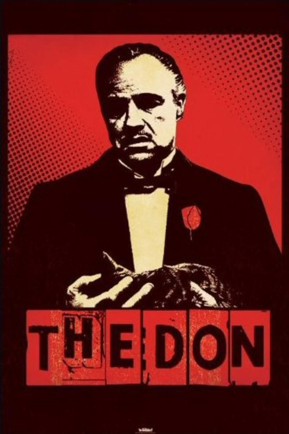 Don The Godfather - HD Wallpaper