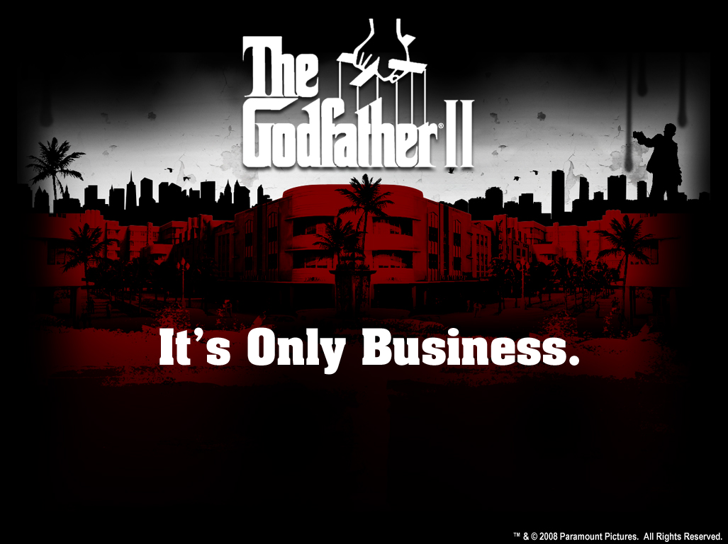 The Godfather Wallpaper Wallpapers Free The Godfather - Godfather - HD Wallpaper