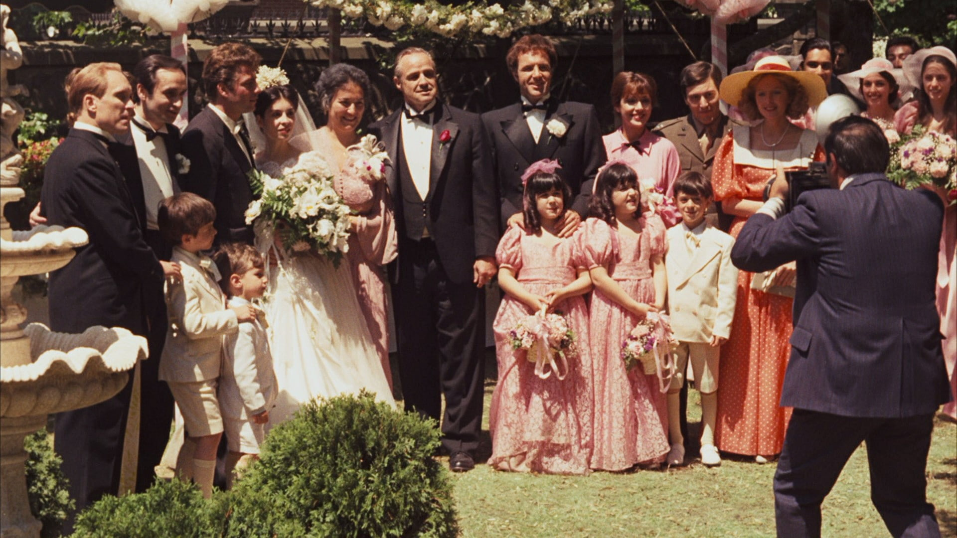 Family The Godfather - HD Wallpaper