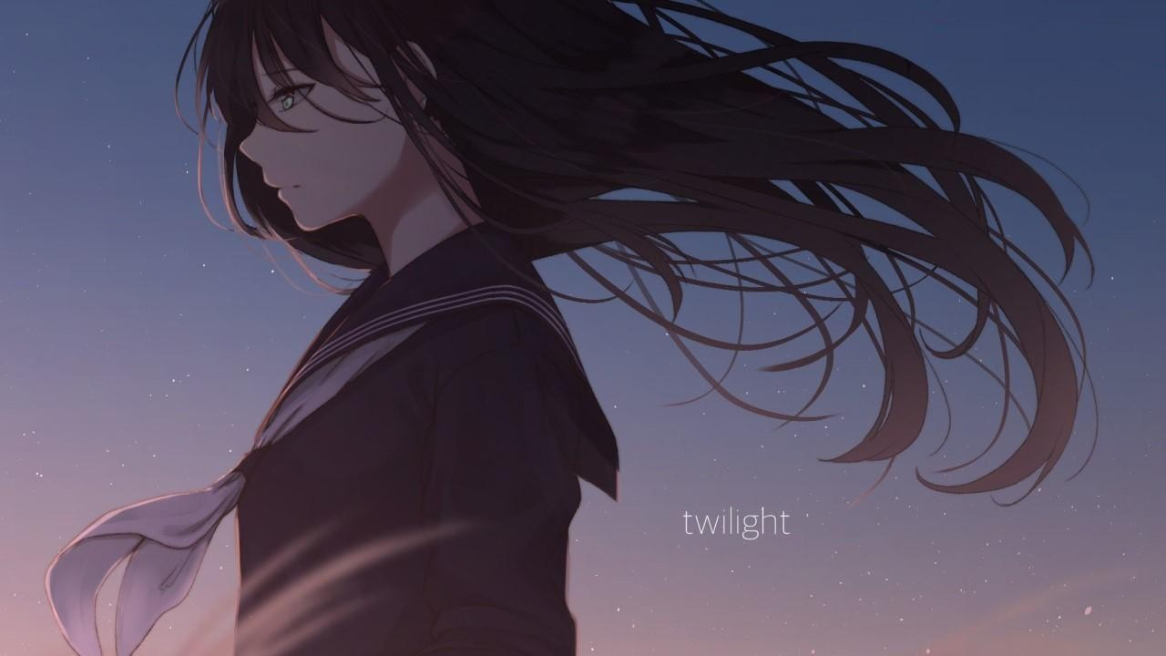 Menangis Gambar Anime Hitam Putih Sedih
