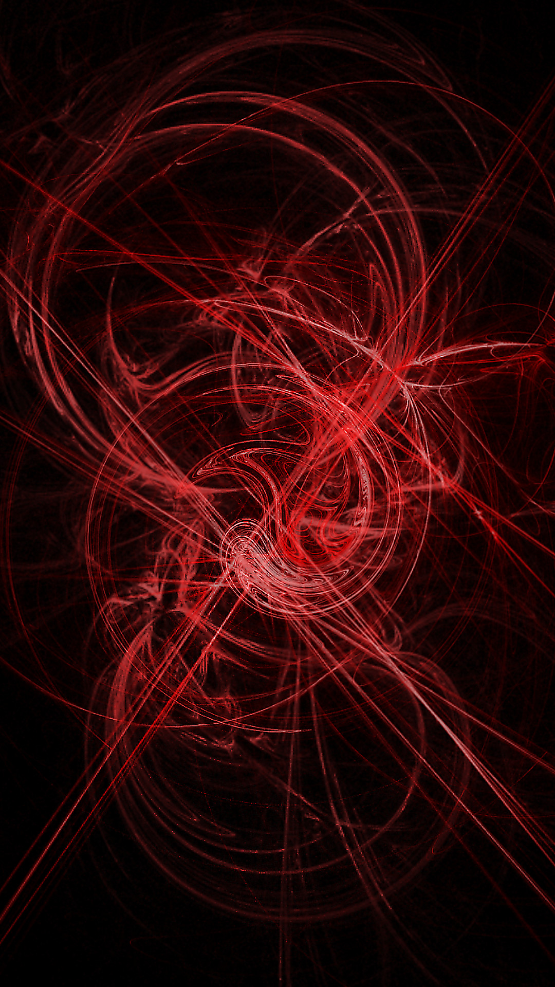 1080x1920, Red Abstract Phone Wallpaper By Fun Playyer7 - Wallpaper - HD Wallpaper