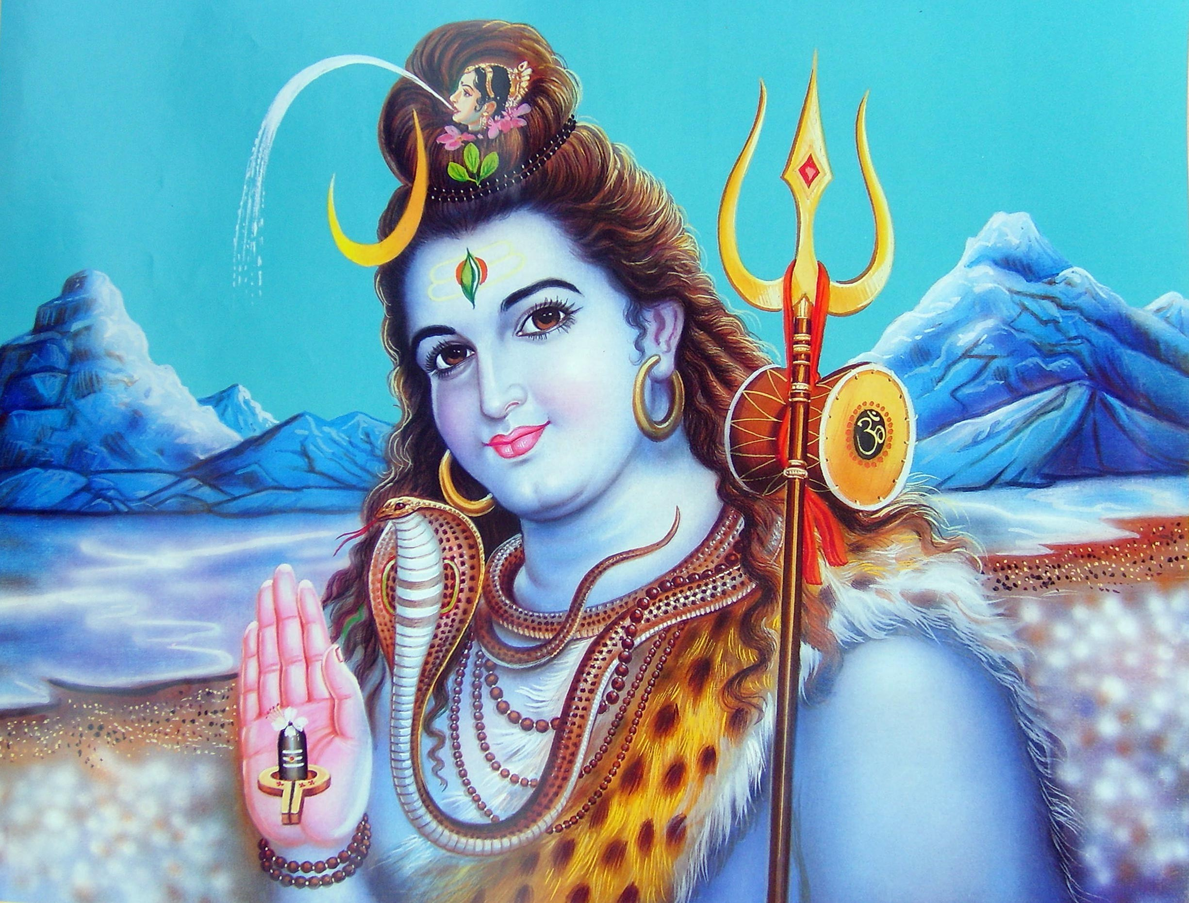 Maha Shivaratri Images, Lord Shiva Wallpapers For Shivaratri - Lord Shiva - HD Wallpaper