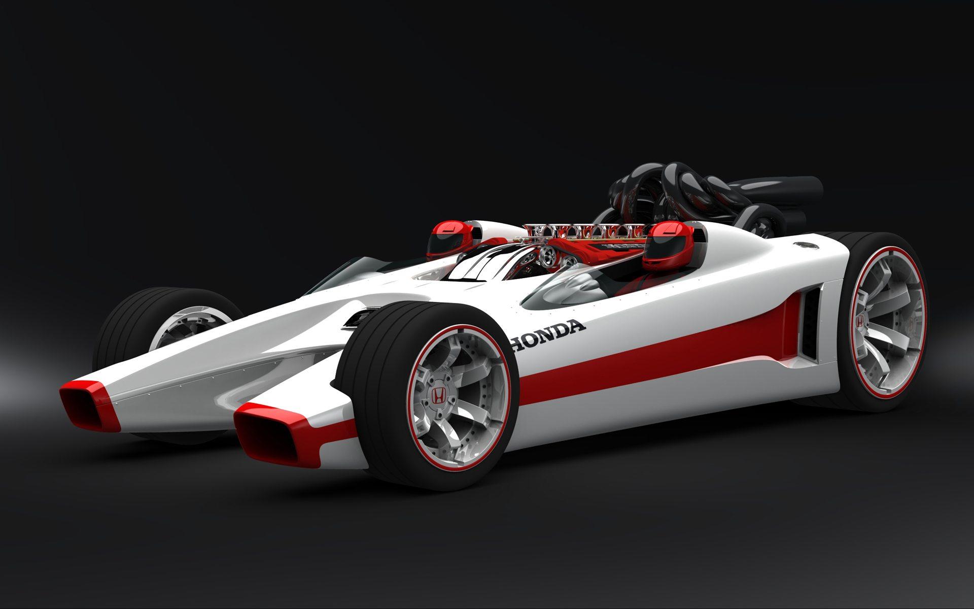 Hot Wheels Honda Racer - HD Wallpaper