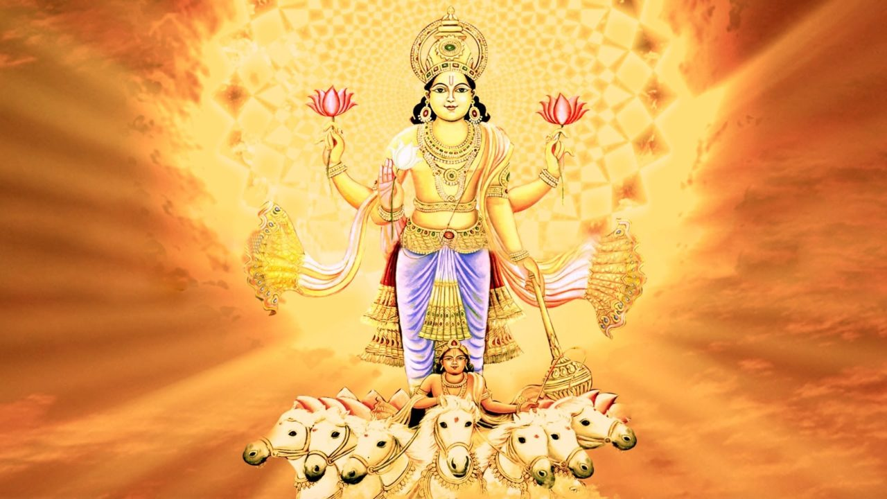 Lord Surya Dev Wallpaper Full Size Images & Hd Photos - Lord Surya - HD Wallpaper