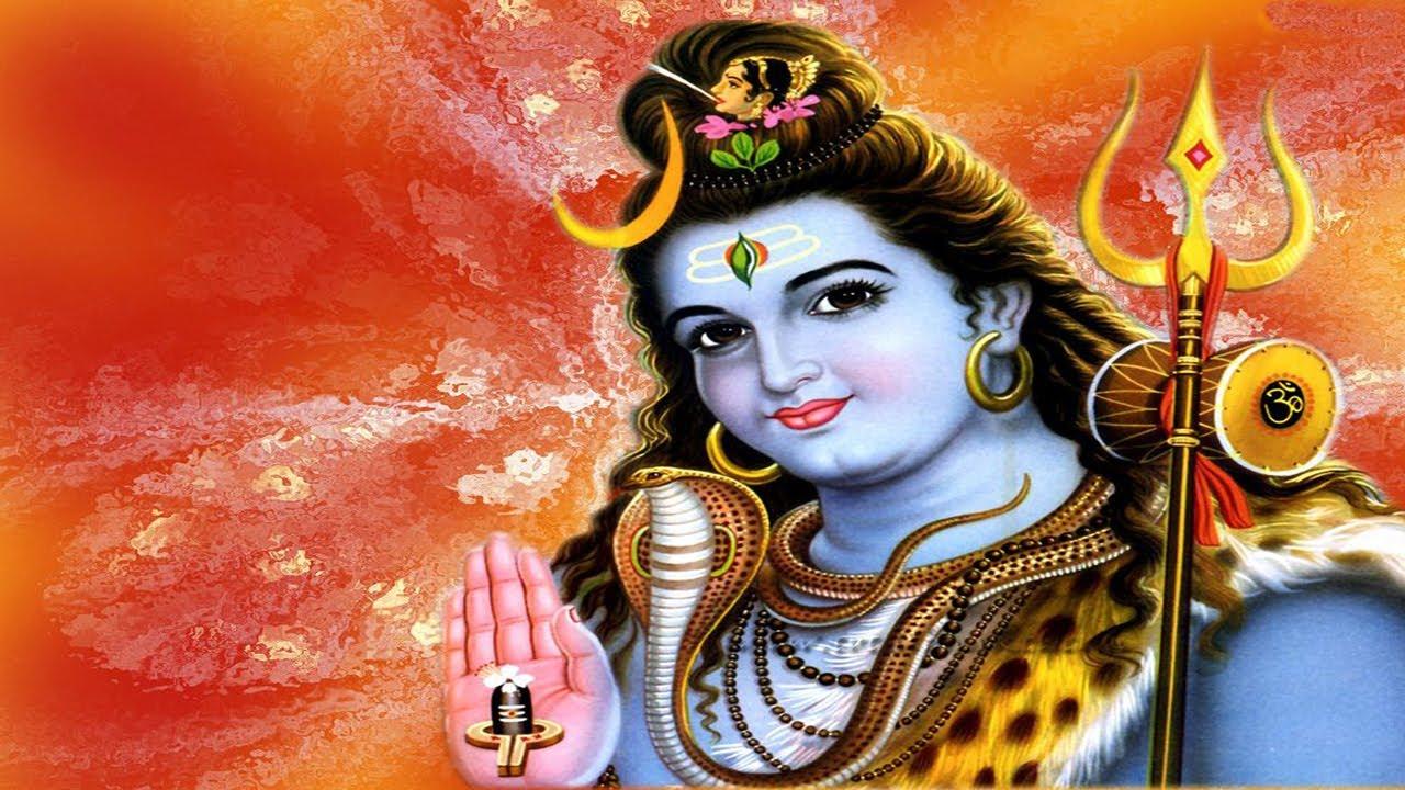 Lord Shiva - HD Wallpaper
