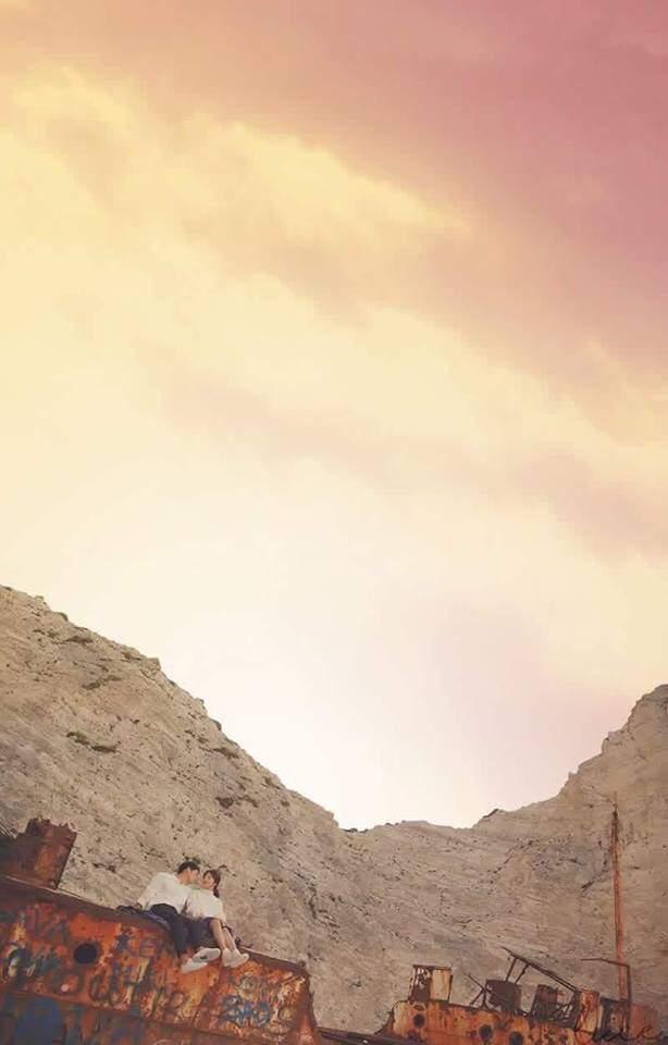 User Uploaded Image - Navagio Beach Descendants Of The Sun - HD Wallpaper