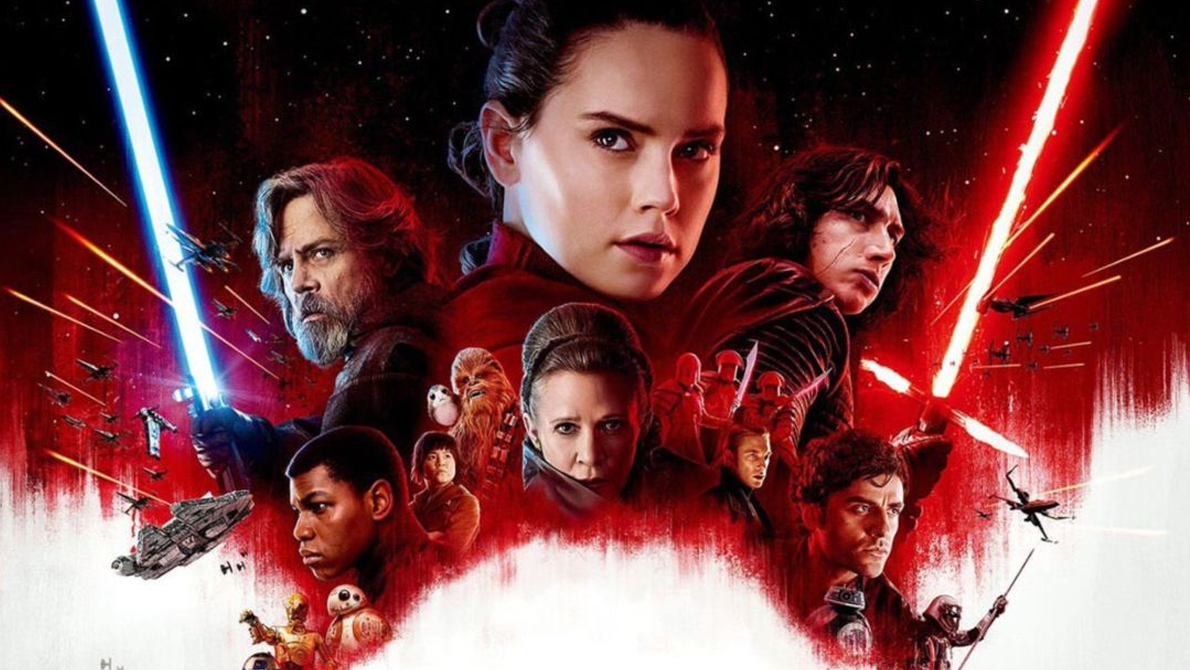 Star Wars The Last Jedi Poster 1190x670 Wallpaper Teahub Io