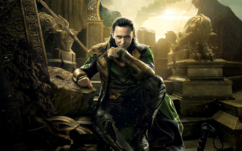 Hd Wallpaper Of Loki - HD Wallpaper