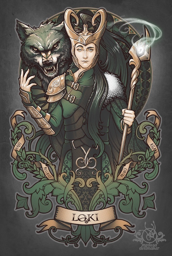 Loki And Marvel Image - Loki Son - HD Wallpaper