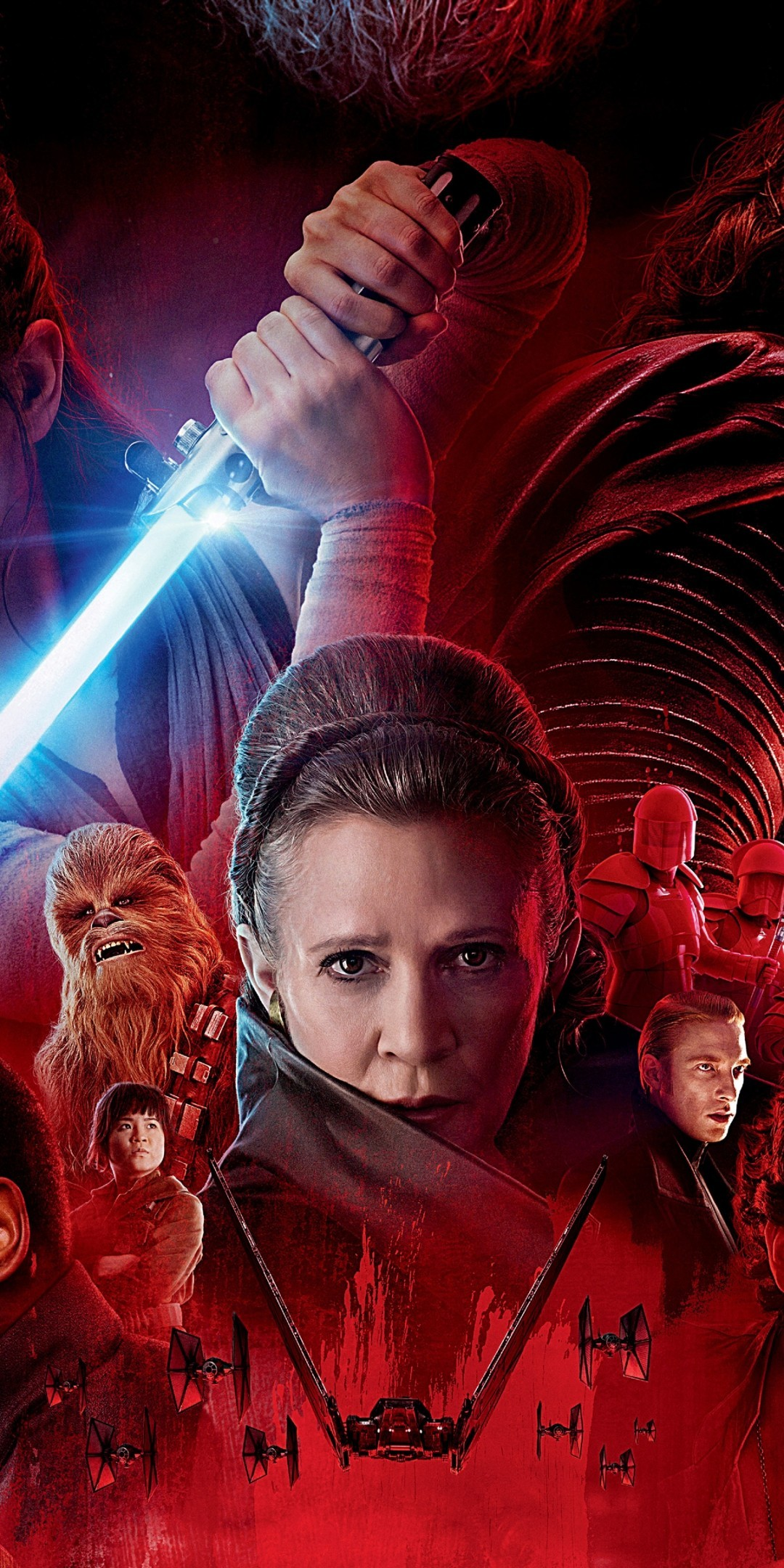 The Last Jedi Slay The Last Jedi Wars 1080x2160 Wallpaper Teahub Io