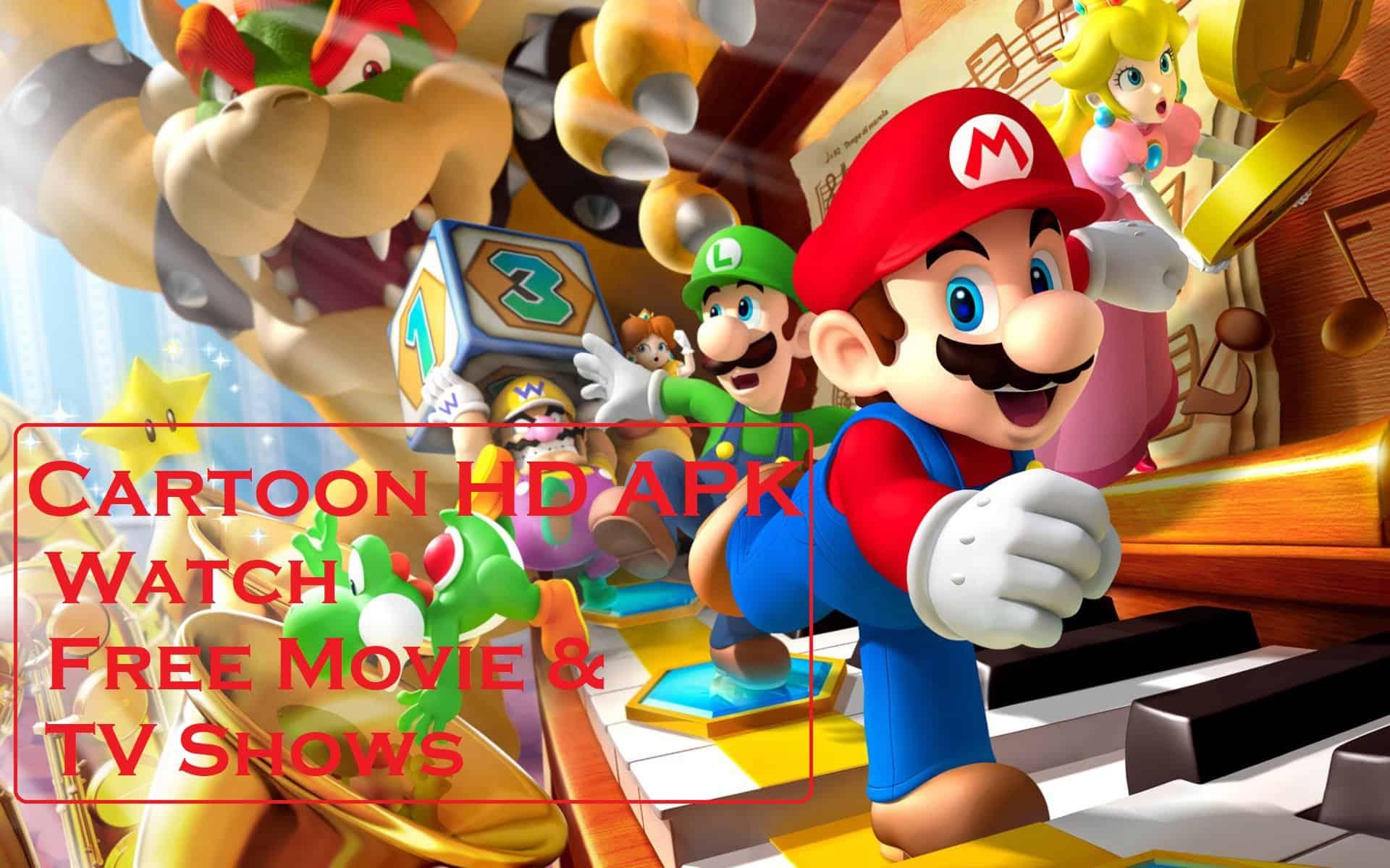 Mario Wallpaper Hd - HD Wallpaper