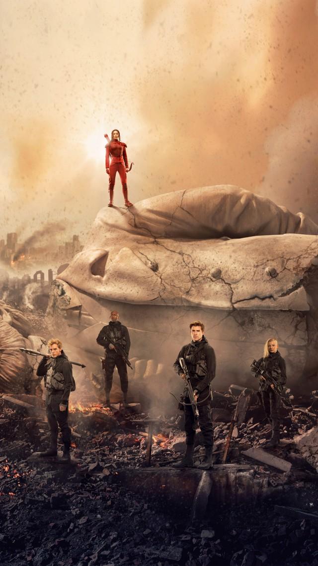 The Hunger Games, Mockingjay - Hunger Games Mockingjay Part 2 Snow Death - HD Wallpaper