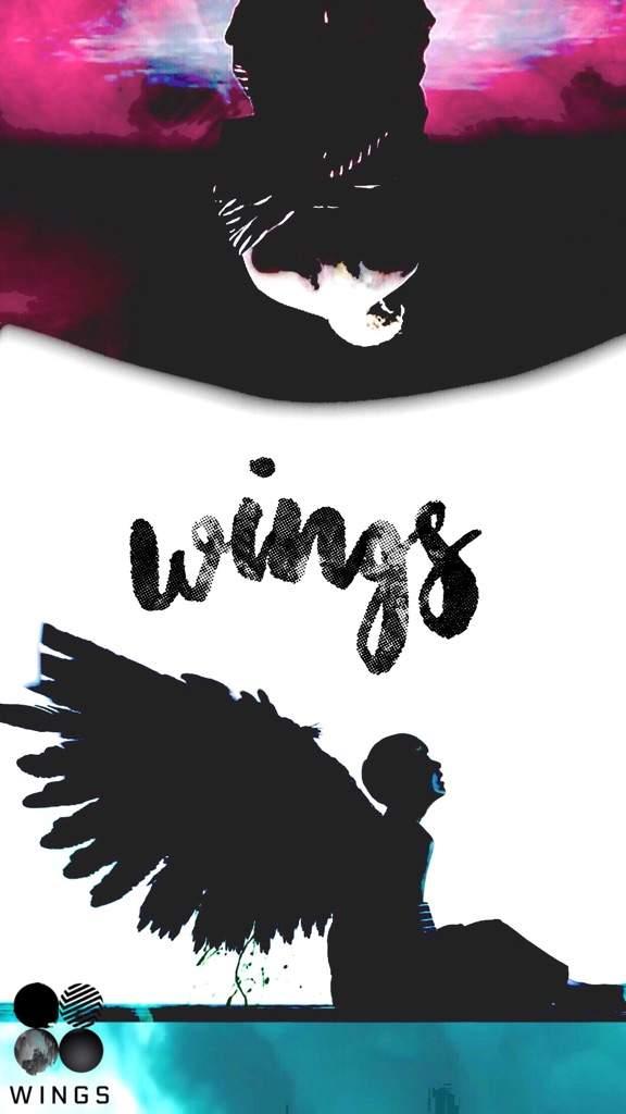 User Uploaded Image - Bts Wings Wallpaper V - HD Wallpaper