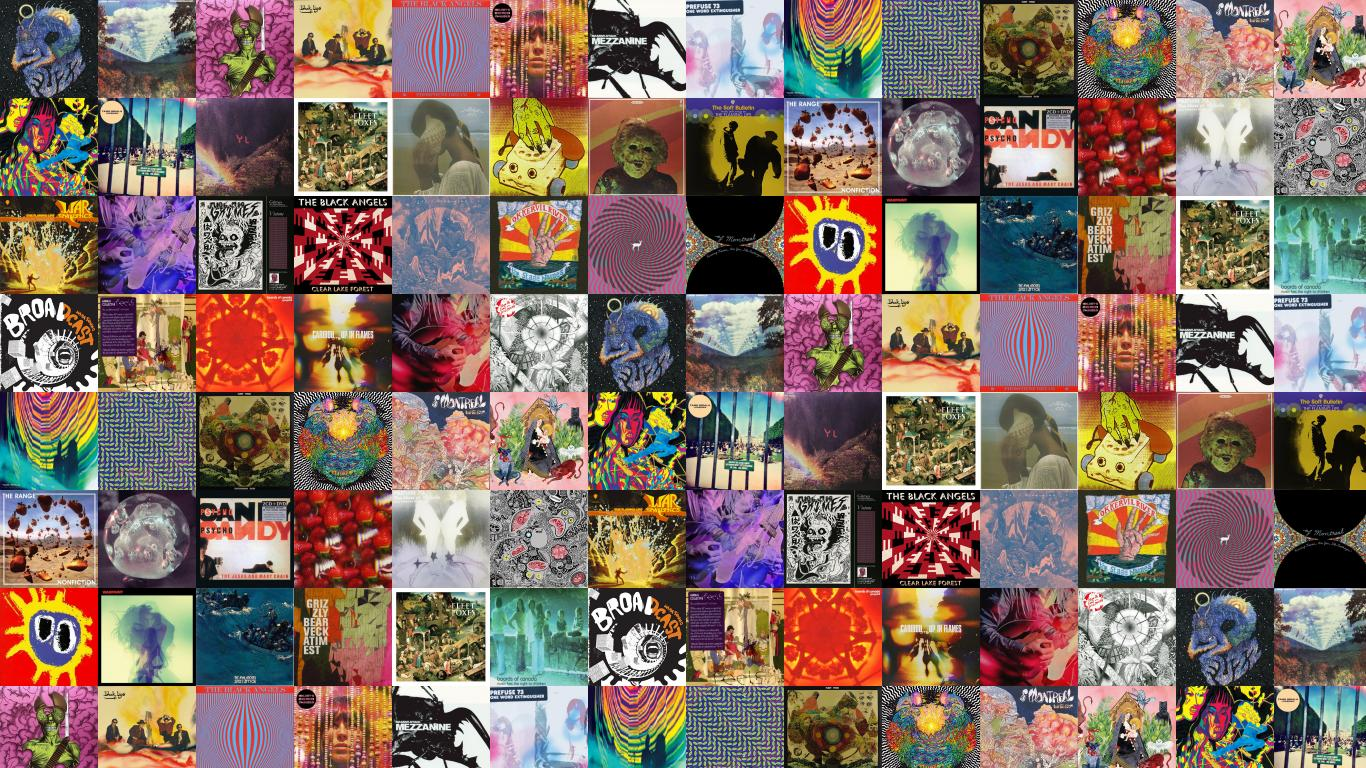 Fuzz Fuzz Tame Impala Innerspeaker Thee Oh Sees Wallpaper - Lonerism Tame Impala Album Hd - HD Wallpaper