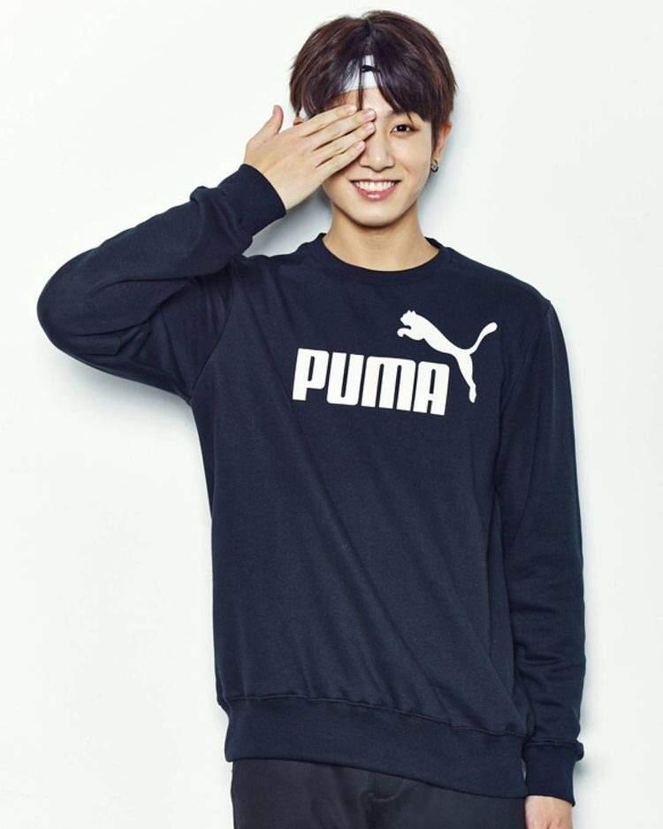 User Uploaded Image - Bts Jungkook Puma - HD Wallpaper