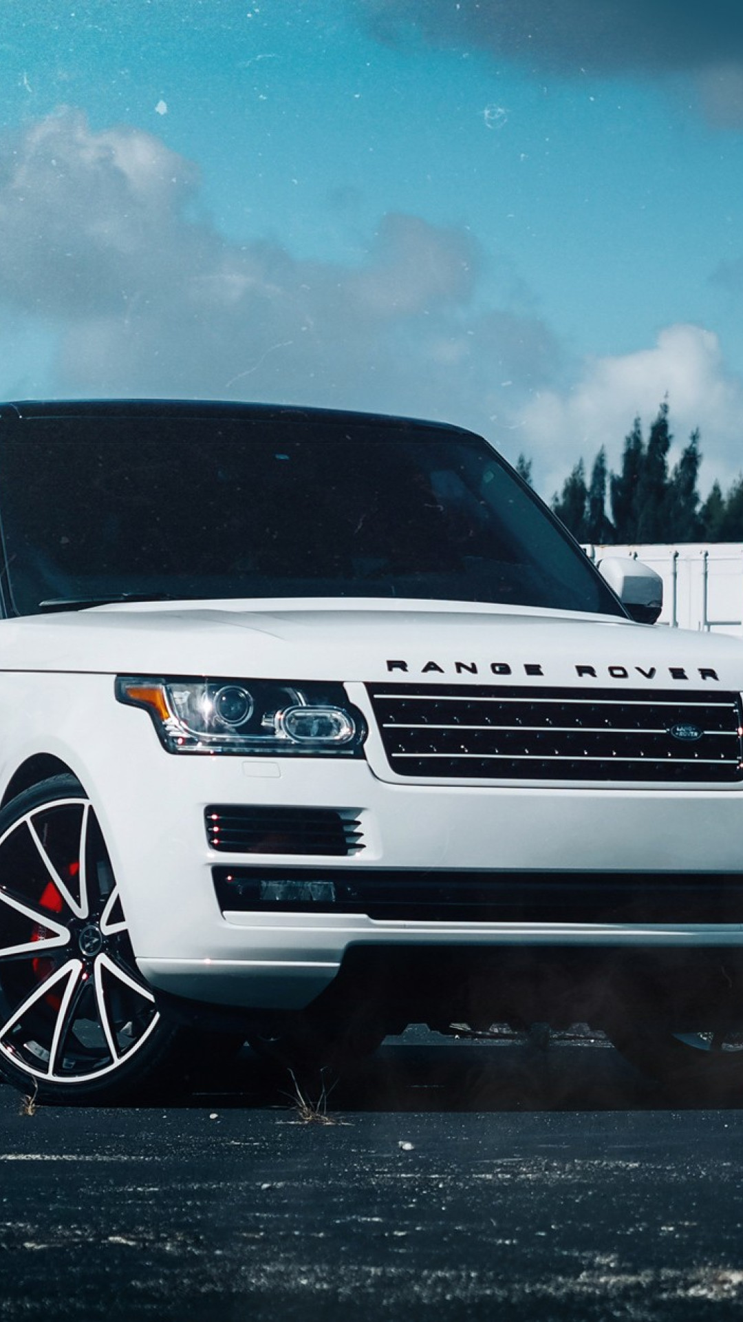 Range Rover Sport Wallpapers For Iphone 7, Iphone 7 - HD Wallpaper