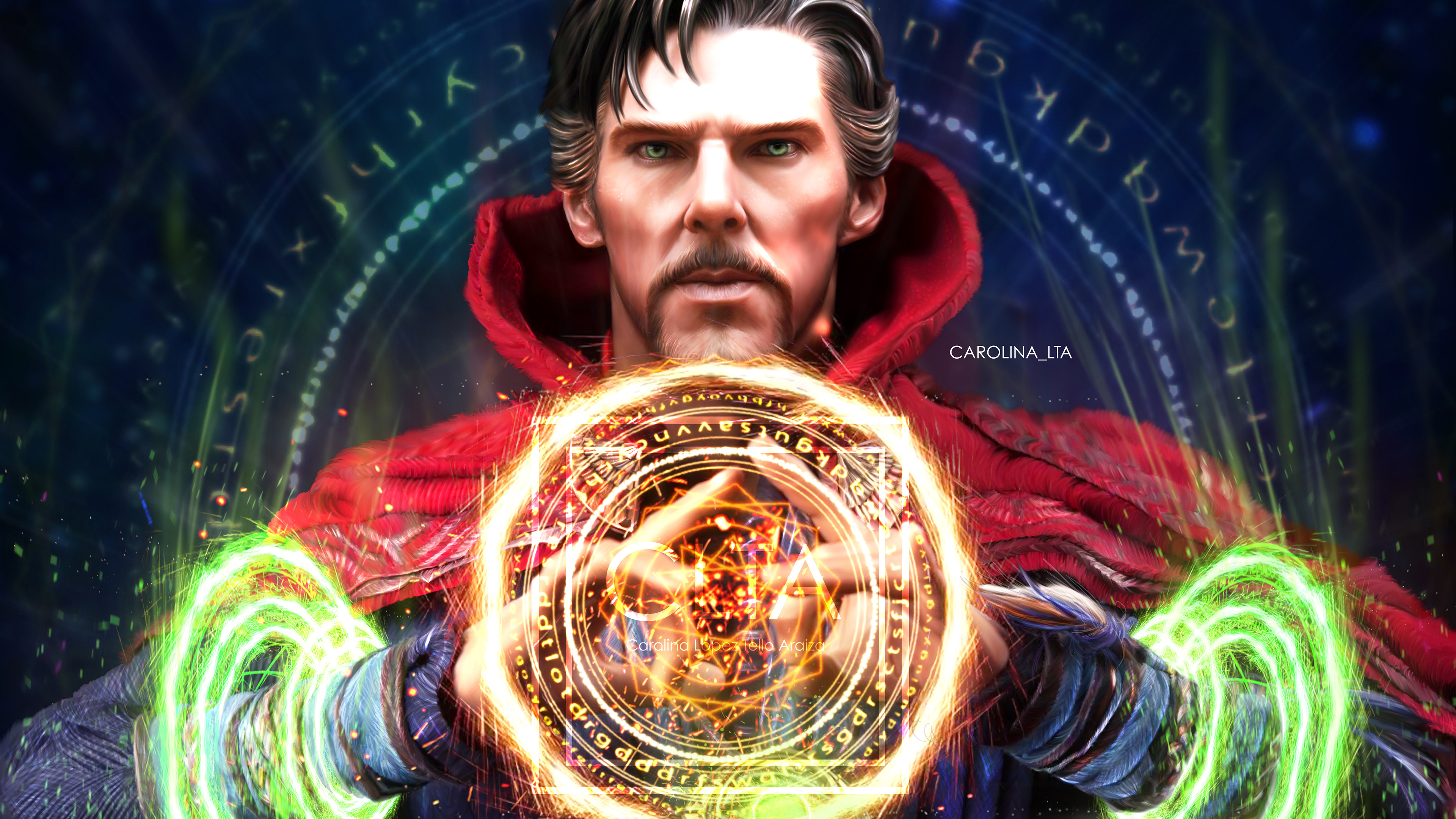 Dr Strange Wallpaper 4k - HD Wallpaper