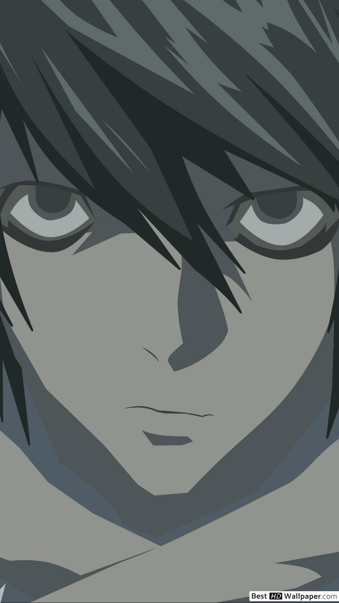 L Death Note 1080x1920 Wallpaper Teahub Io